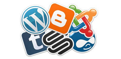 joomla wordpress drupal blog